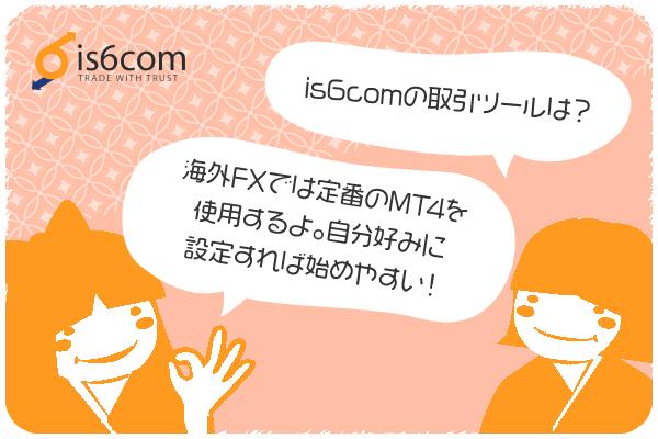 is6comの取引ツールのアイキャッチ画像
