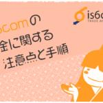 is6comの出金に関する注意点と手順のアイキャッチ画像