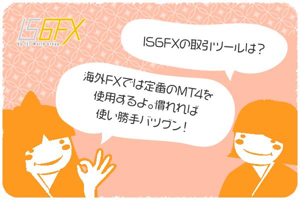 IS6FX(is6com)の取引ツールのアイキャッチ画像