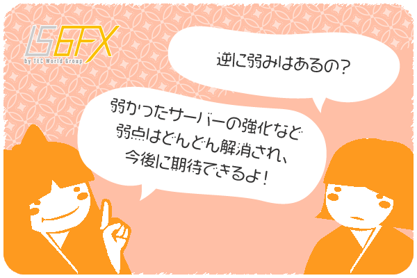 IS6FX(is6com)の弱みのアイキャッチ画像