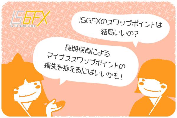 IS6FX(is6com)スワップポイントまとめのアイキャッチ画像